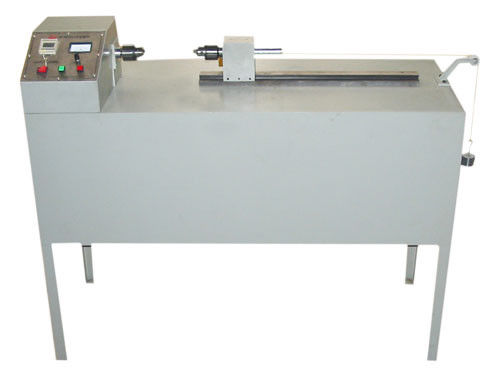 Electric Drive Cable Testing Equipment / Torsion Strength Tester For Insulated Materials