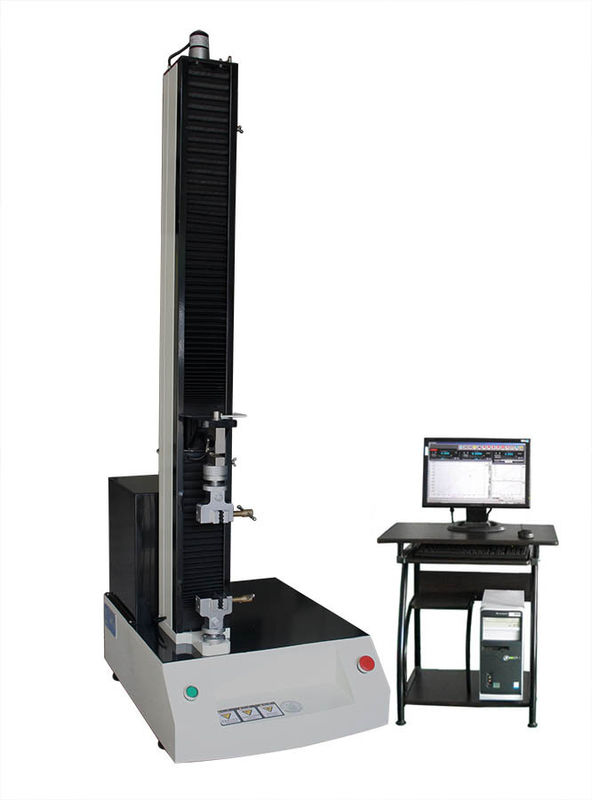 Computer Control Tensile Strength Testing Equipment with Servo Motor and Software for Fabric / Leather