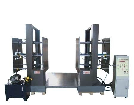 Microcomputer Paper Testing Equipments Carton Clamping Resistance Testing Machine