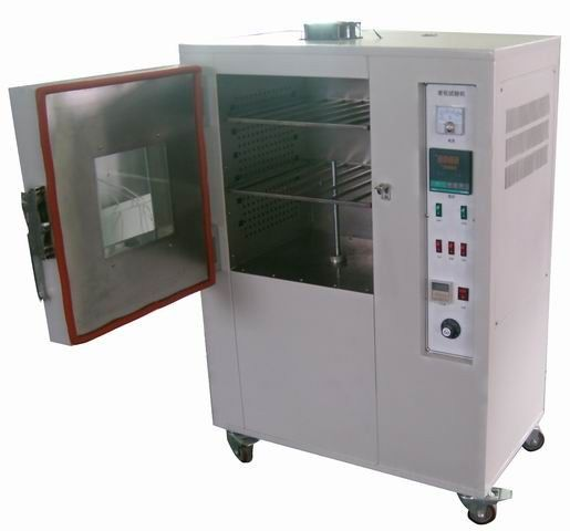 Stainless Steel Paper Testing Equipments Anti - Yellowing Aging Test Chamber