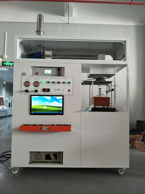 High Performance Environmental Test Chamber / Flammability Fire Testing 5660 Cone Calorimeter