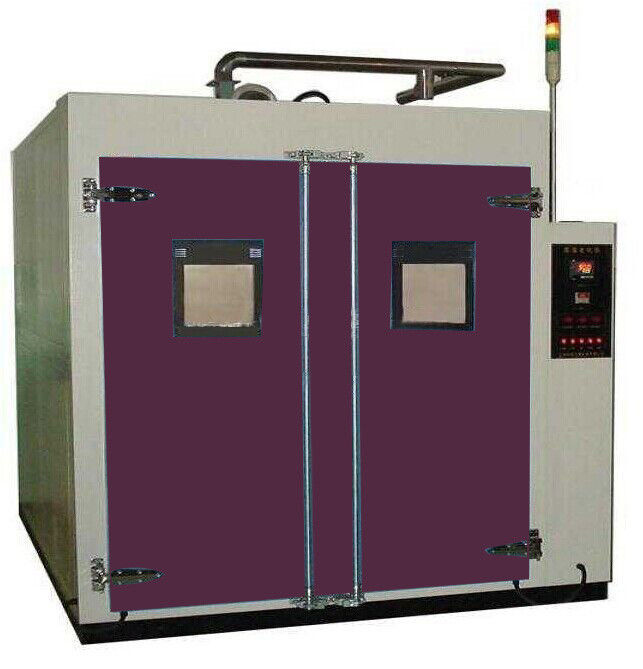 Walk In Environmental Temperature Fast Change Chamber For Battery Pack Salt Spray Test