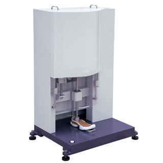 Sports Shoes Damping Testing Equipment ASTM Standard For Footwear Industry